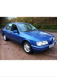 1992 ford sierra azura for sale classic cars for sale uk