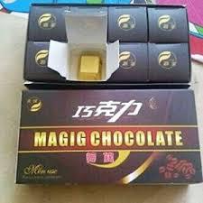 coklat perangsang magic chocolate obat perangsang