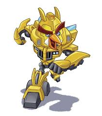 collection of solutions angry birds transformers bumblebee drawing