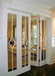 Closet Mirror Door Before After Mirrored Closet Door Makeover Design Sponge
