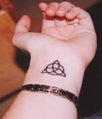celtic wrist tattoos for women tattooic