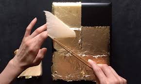 Where To Buy Edible Gold Leaf See It Use It Or Eat It The Fascinating World Of Gold Leaf