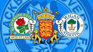 Blackburn Flags Rovers Face Latics In Senior Cup Tonight News Blackburn Rovers