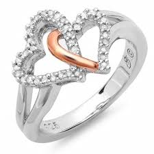 cheap engagement rings for him two hearts engagements rings ring engagement ring