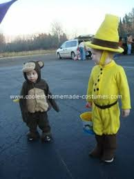 Curious George Halloween Costumes Coolest Diy