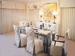 Dining Room Chair Cover Dining Room Chair Slipcovers Lightandwiregallery Com