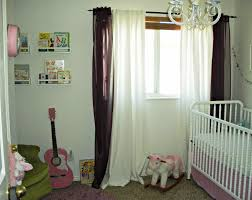Blackout Curtains For Nursery Nursery Curtains White Baby Nursery Comfortable Boy Baby Crib