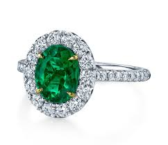 emerald gemstone rings images 30 diamond engagement rings so sparkly you 39 ll need sunglasses jpg
