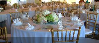 renting chairs for a wedding wedding decorations miami hialeah fort lauderdale all event