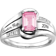 high school senior rings keepsake girl s emerald fashion class ring class ring emeralds