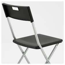 Small Folding Chair by Gunde Folding Chair Ikea