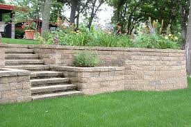 Backyard Retaining Wall Ideas Retaining Wall Ideas Landscape Robinson House Decor