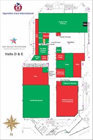 event floor plans dallas convention center operation care