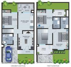row house design ideas