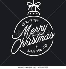 merry christmas and happy new year stock images royalty free