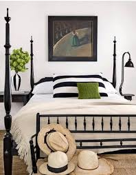 Black And White Bed 55 Best Home Decor Black U0026 White Images On Pinterest Black And