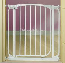 Child Gate Stairs by For Doors And Stairs Adjustable Baby Safety Gate Buy Adjustable