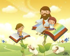 imagenes de jesucristo animado jesus y los niños animado buscar con google religión pinterest