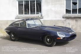 jaguar e type coupe and xk120 found resting in barns