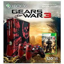 xbox 360 black friday amazon amazon com xbox 360 gears of war 3 limited edition console bundle