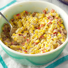 thanksgiving corn side dishes eddie u0027s favorite fiesta corn recipe taste of home