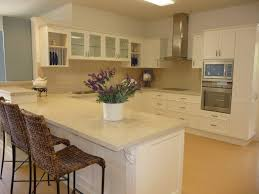 u shaped kitchen designs with breakfast bar video and photos