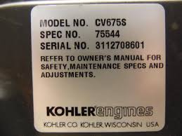 100 owners manual for kohler 27 hp engine kohler kohler