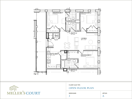 open floor plan home designs floor plans