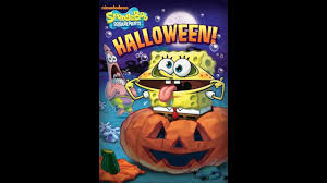 Halloween Dvd Bob Esponja Dvd Halloween Youtube