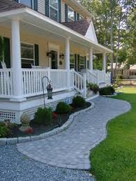 Front Patios Design Ideas by Raised Patio Featuring Brisa Wall System Raised Patios