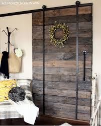 Bedroom Barn Door Barn Door Headboard For Sale Brown Lots Of Drawers Dressing Table
