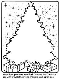 printable christmas coloring cutouts mediafoxstudio