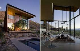 Paradise Home Design Utah 15 Awesome Examples Of Homes In The Desert Contemporist