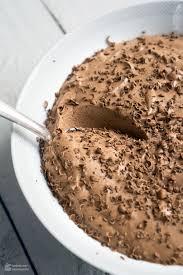 cuisine mousse au chocolat mousse au chocolat französische verführung madame cuisine