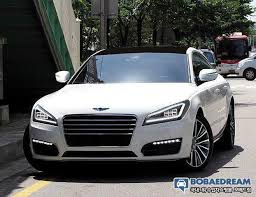 hyundai genesis forum sedan hyundai genesis spied for the
