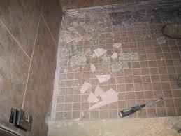flooring how to install tile in bathroom shower tos diyoor