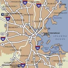 boston tourist map boston map boston map of boston ma maps