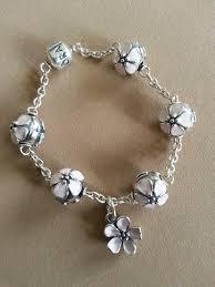 pandora silver clip bracelet images Pandora bracelet 5 clips jpg