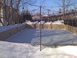 Backyard Hockey Rink Kit by 100 Diy Backyard Ice Rink Backyard Mad Caddies Lyrics