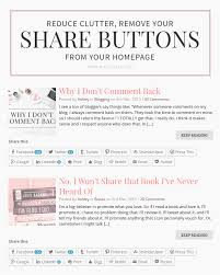 reddit pet peeves remove your share buttons from your homepage share button social