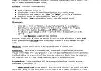 lab report template word science experiment report template cool lab report sle