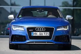 blue audi s7 2014 audi rs 7 overview cars com