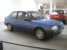 peugeot cars wiki peugeot 309 gti 16 1989