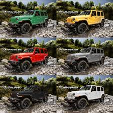 matte olive jeep wrangler what color do you want for your jl jlu jt page 14 2018 jeep