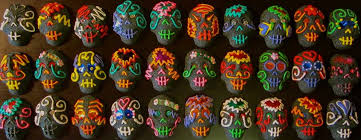 the sugar skull gallery home