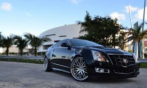 cadillac cts coupe rims cts coupe mc customs v black grille rims etc