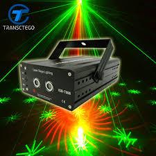 laser light christmas disco light led stage l laser light 40 patterns green color