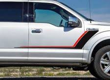 racing stripes graphics decals for ford f 150 ebay