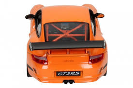 Welly Porsche 911 Gt3 Rs Orange Varle Lt
