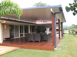 Metal Patio Covers Cost Ausdeck Patios U0026 Roofing Queensland Australia Patios Roofing